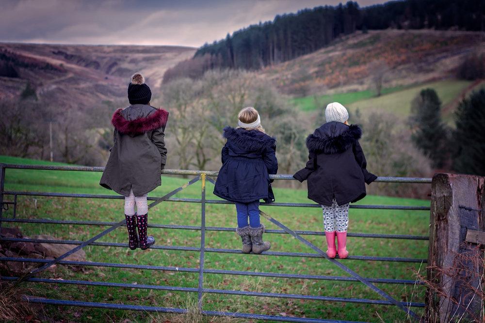 Brecon Beacons Family Photoshoot