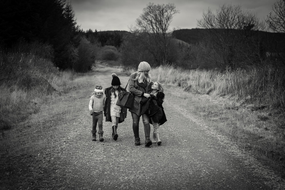 Family Photography Brecon Beacons