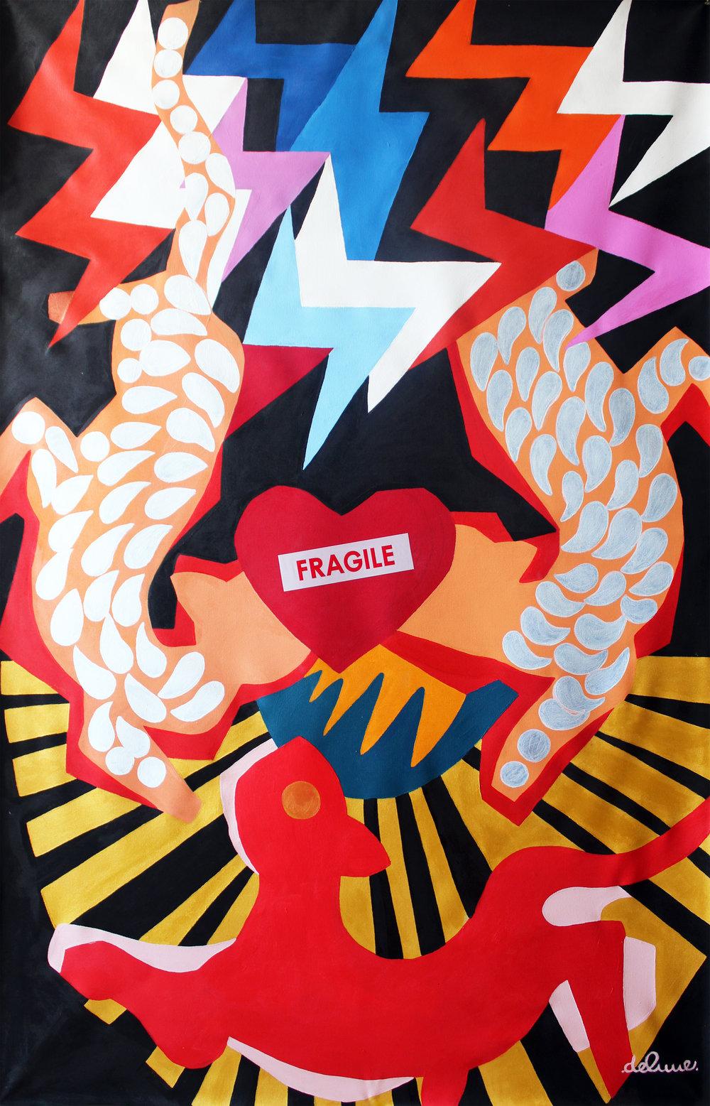Love's Circus, Le Cirque de l'Amour