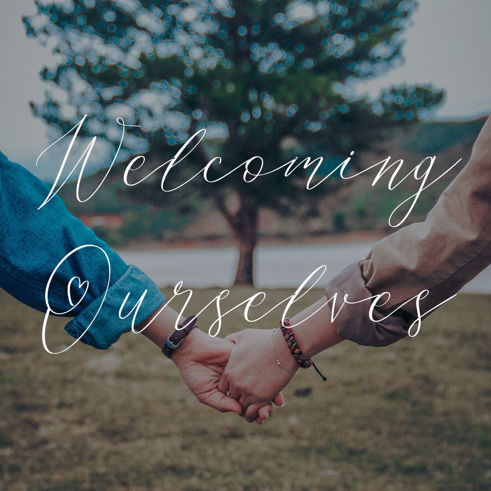 Welcoming Ourselves script font.jpg