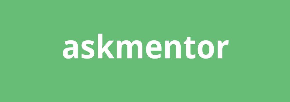 Askmentor Series (coming January 2019)