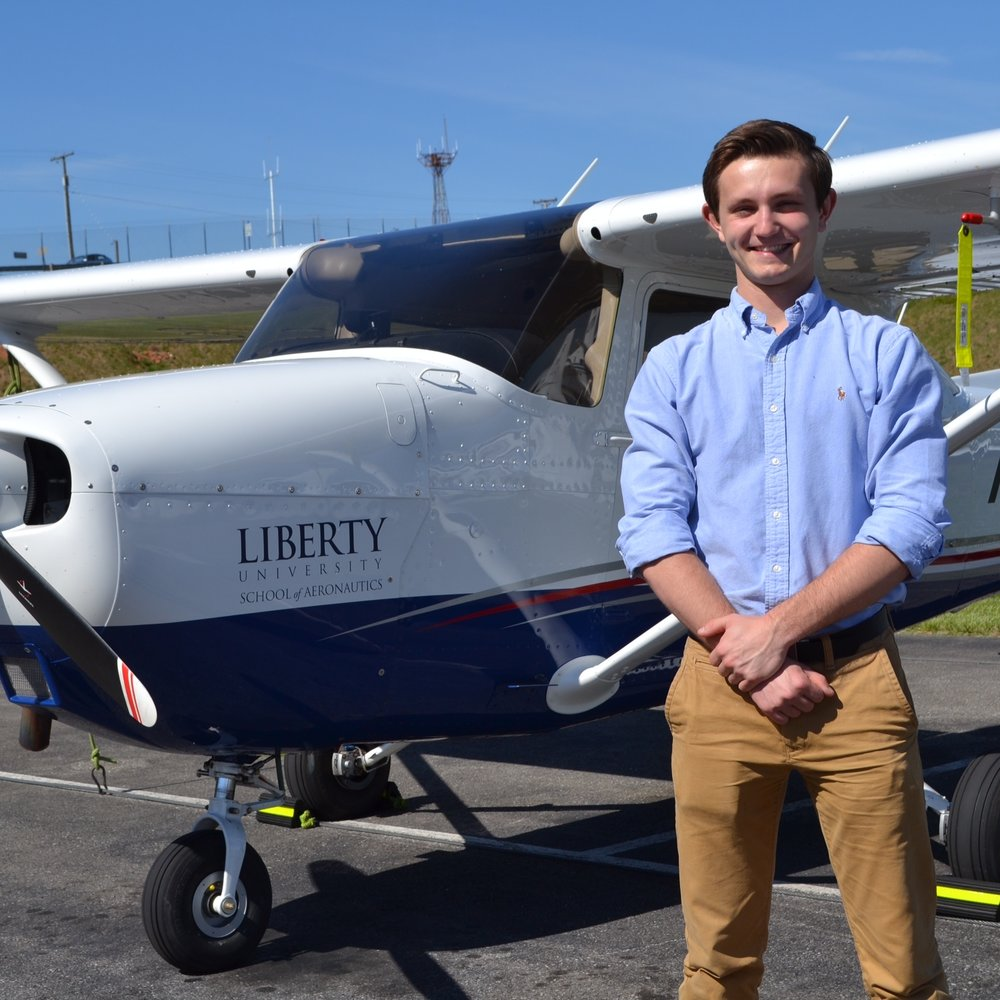 Ryan Shupert  Private Pilot  Ryan has been flying Unmanned Aerial Systems (UAS) for the past four years, where he has worked and trained in both the commercial and defense sectors. Ryan is certified as a Private Pilot with an Instrument Rating, and qualified as an Textron Aerosonde Pilot, along with an Aerosonde Crew Chief certification. Ryan attends Liberty University where he is pursing a Bachelors of Science degree in Aviation, with a specialization in Unmanned Aerial Systems.