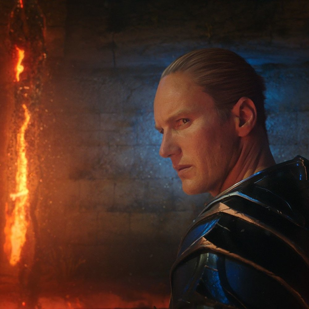SYFY Wire: Patrick Wilson Rolls For Interview Questions — Timothy J