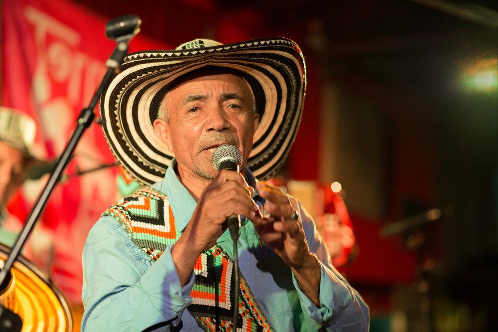 Rafael Castro Fernandez ( Lead Vocal)