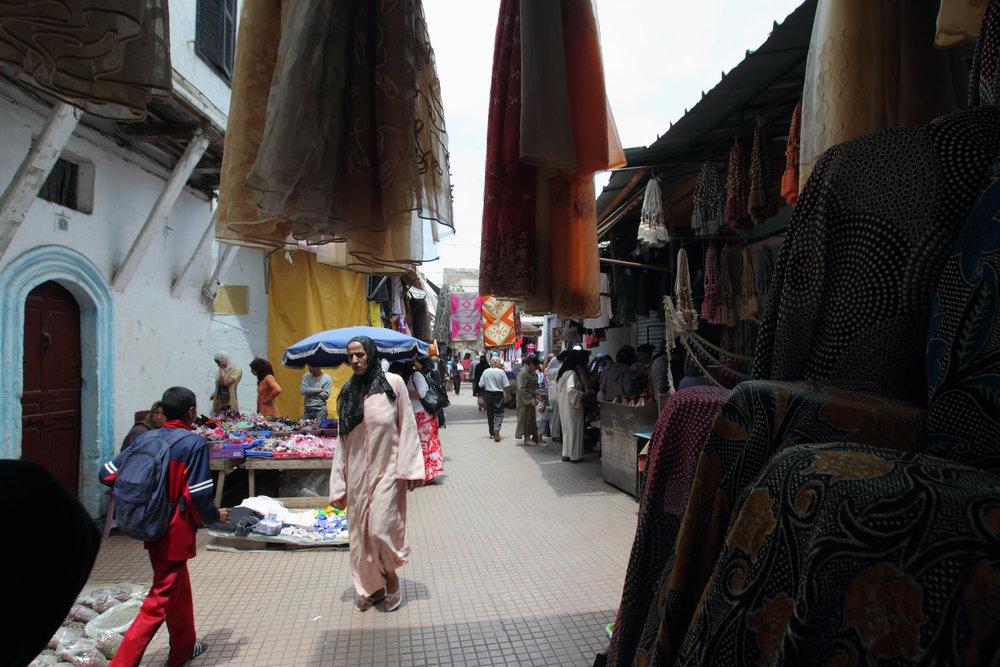 Rabat Souk
