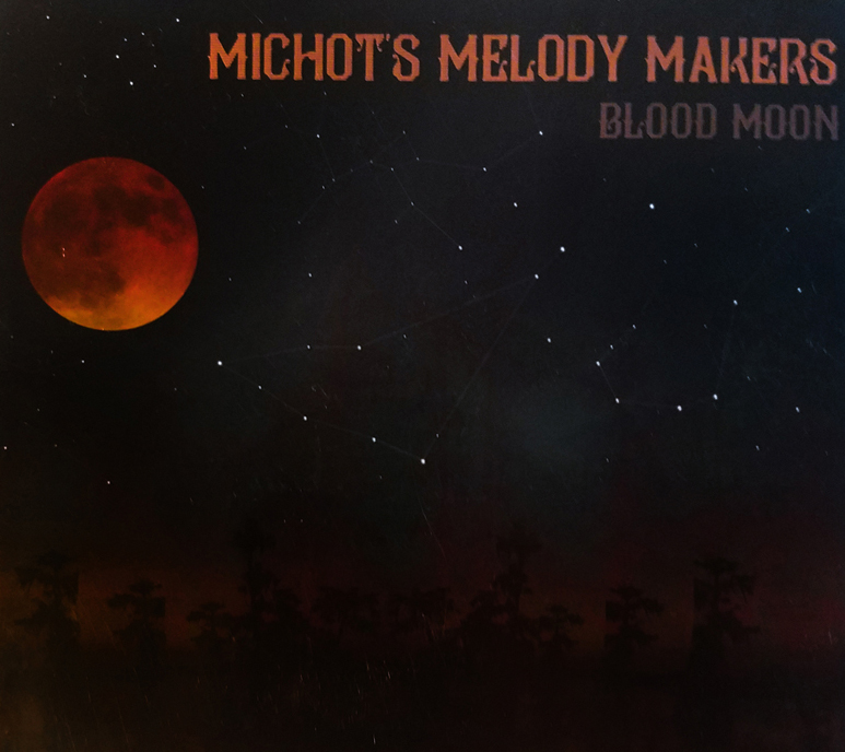 """Blood Moon"" recorded the night of the 2018 Blood Moon at Dockside Studio in Maurice, LA"