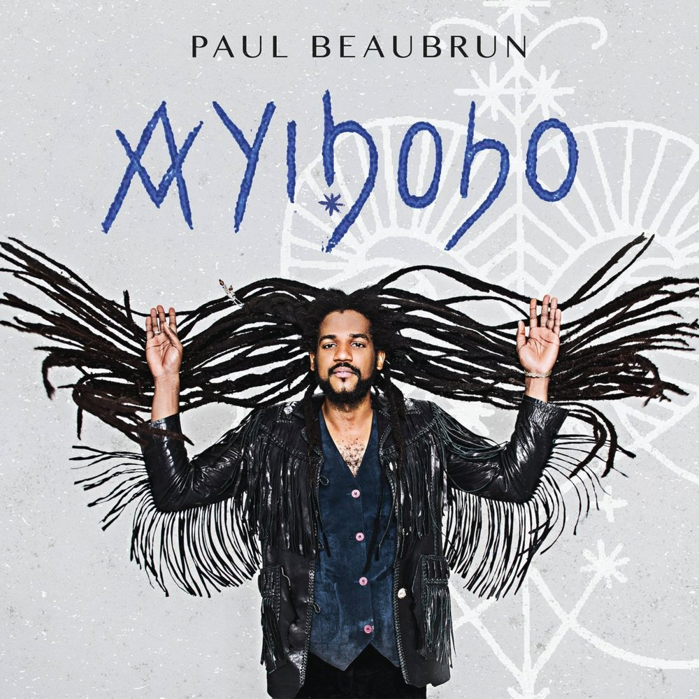 """Ayibobo"" latest release from Paul Beaubrun"