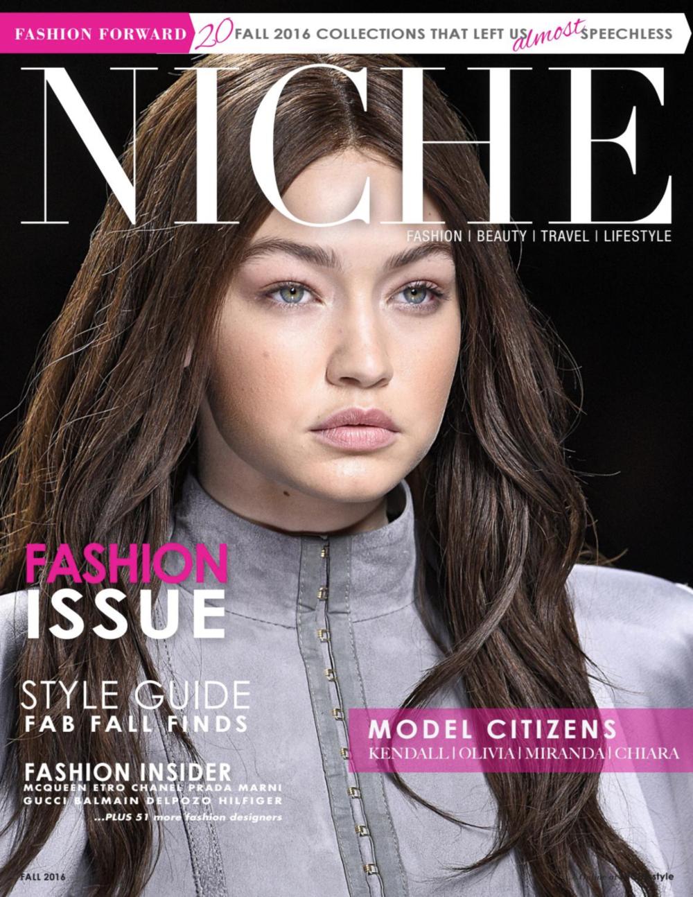 Niche / Fall 2016