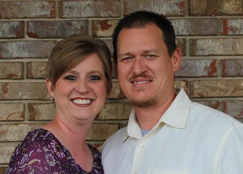 Rev. Brian and Jennifer Presley