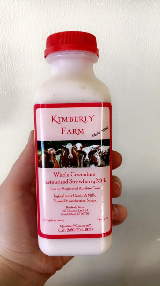 16 oz. Strawberry (seasonal)