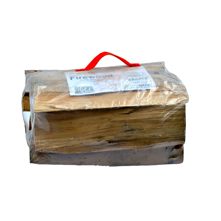 Firewood Packs (8- 10 pieces)