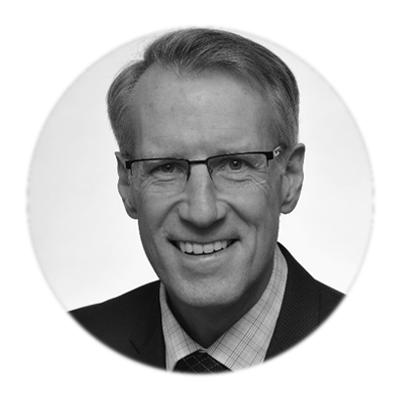 Nevin McDougal l  Nevin is an accomplished business executive with over 25 years experience leading innovative agri businesses in North American and International markets. He has expertise in sales, marketing, product development and business management.