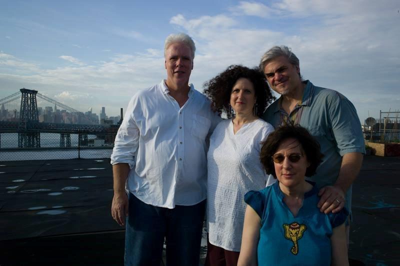 Bill Payne, Carol Liebowitz, Ken Filiano, Eva Lindal