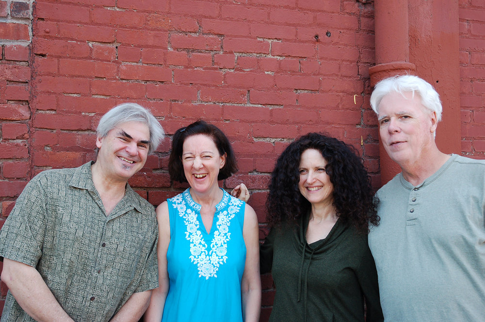 Copy of Ken Filiano, Eva Lindal, Carol Liebowitz, Bill Payne
