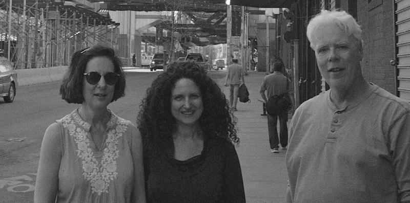 Eva Lindal, Carol Liebowitz, Bill Payne