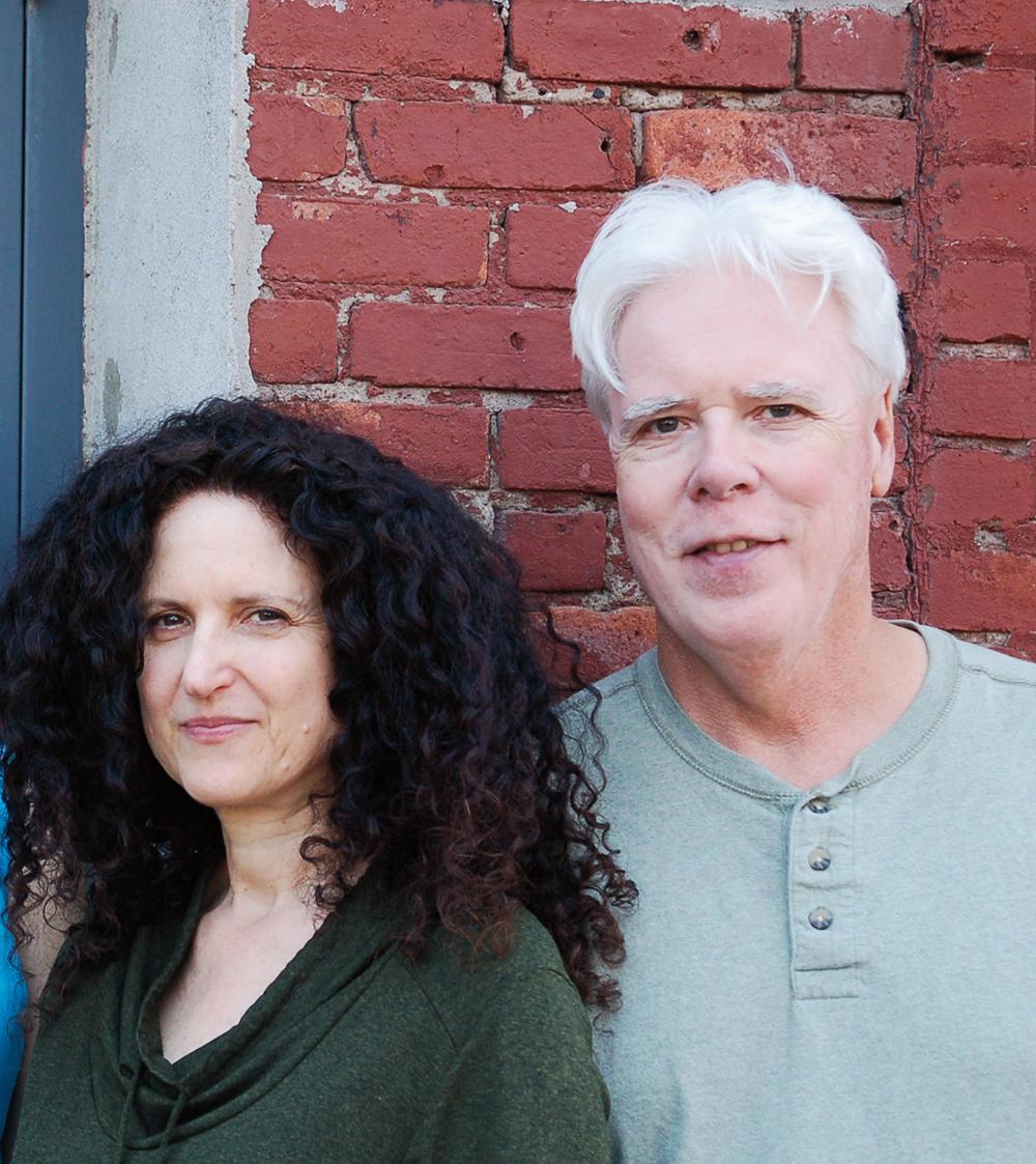 Carol Liebowitz & Bill Payne