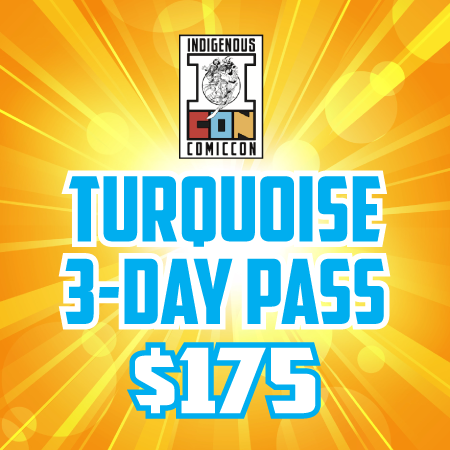 Turquoise 3-Day Pass