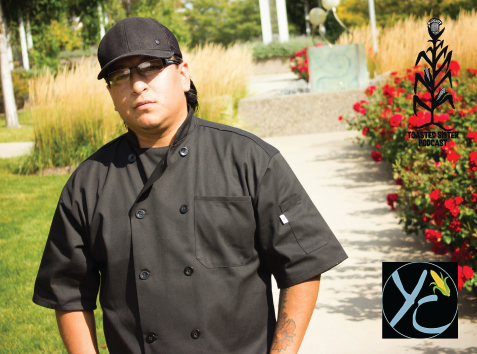 Indigenous Cuisine with Chef Brian Yazzie - In collaboration with the Toasted Sister Podcast, Chef Yazzie will bring his incredible culinary expertise to this year's convention.  Turquoise and Indigenerd! VIP Ticket holders will be treated to an exclusive tasting session but everyone will get to share in his talent.