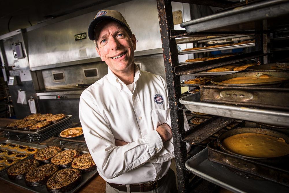 John Walsh, President of Bethel Bakery