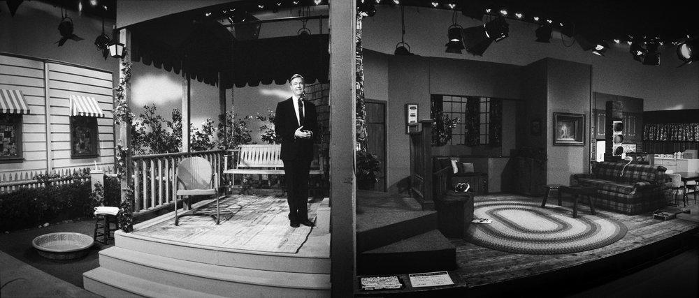 Mister Rogers set