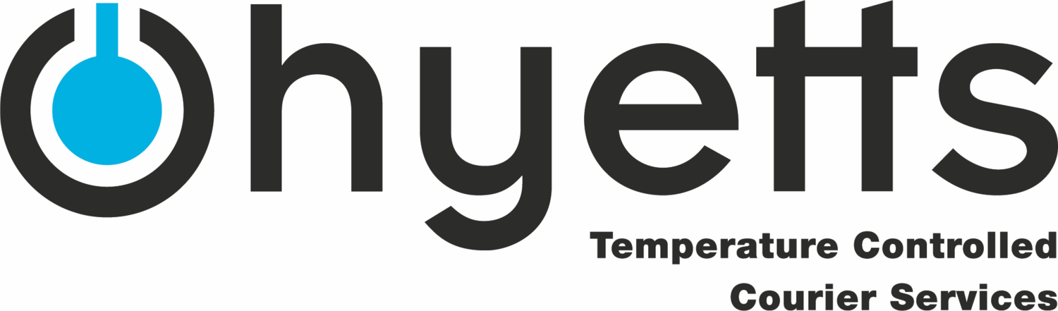 Hyetts - Temperature Controlled Courier Services