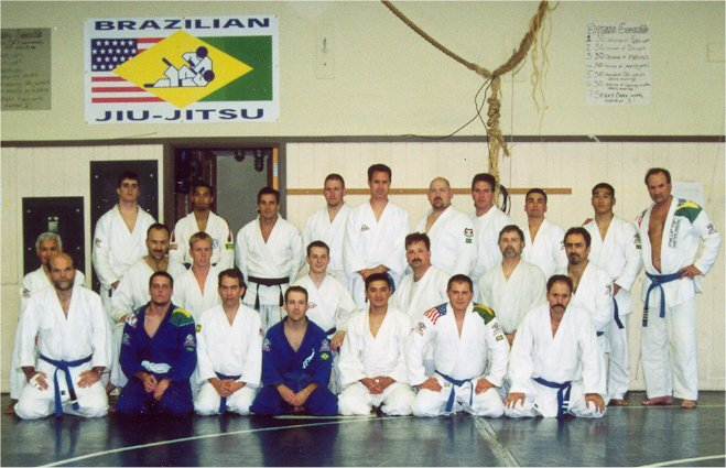 first Pedro seminar at the Pound 2002.jpg