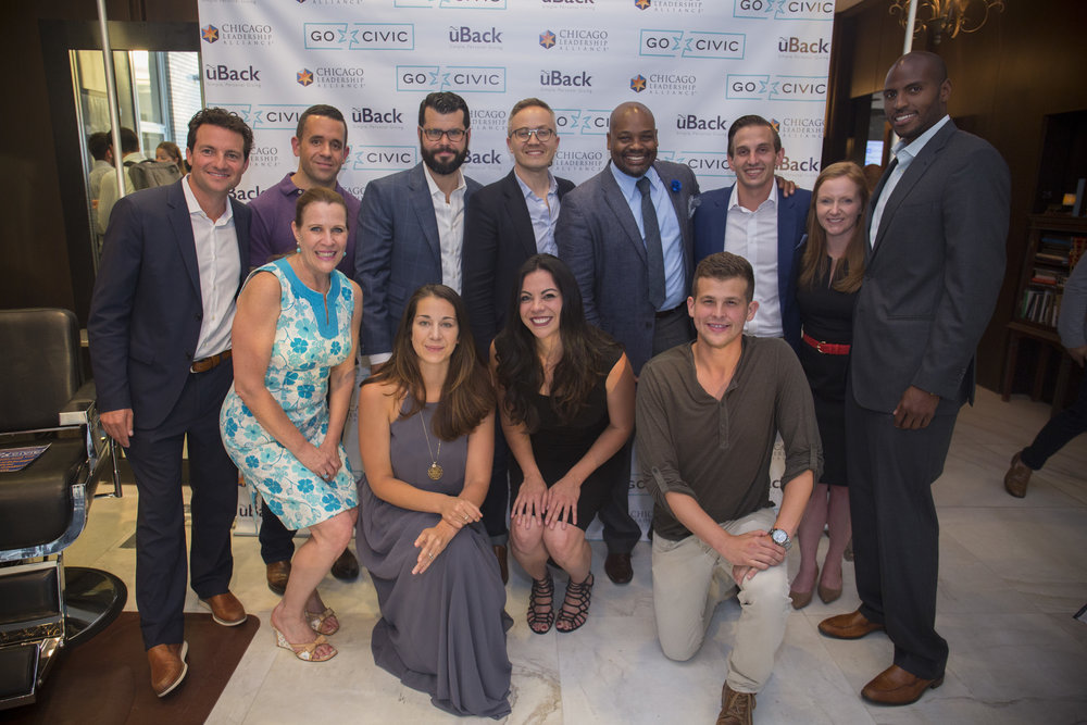 Young Chicago professional leaders launch GoCivic, a civic engagement platform for Chicago