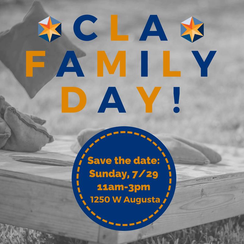 CLA Family Day