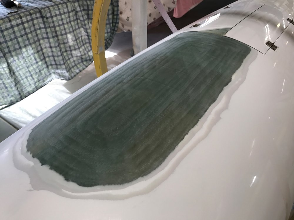 Fiber-glass Lamination