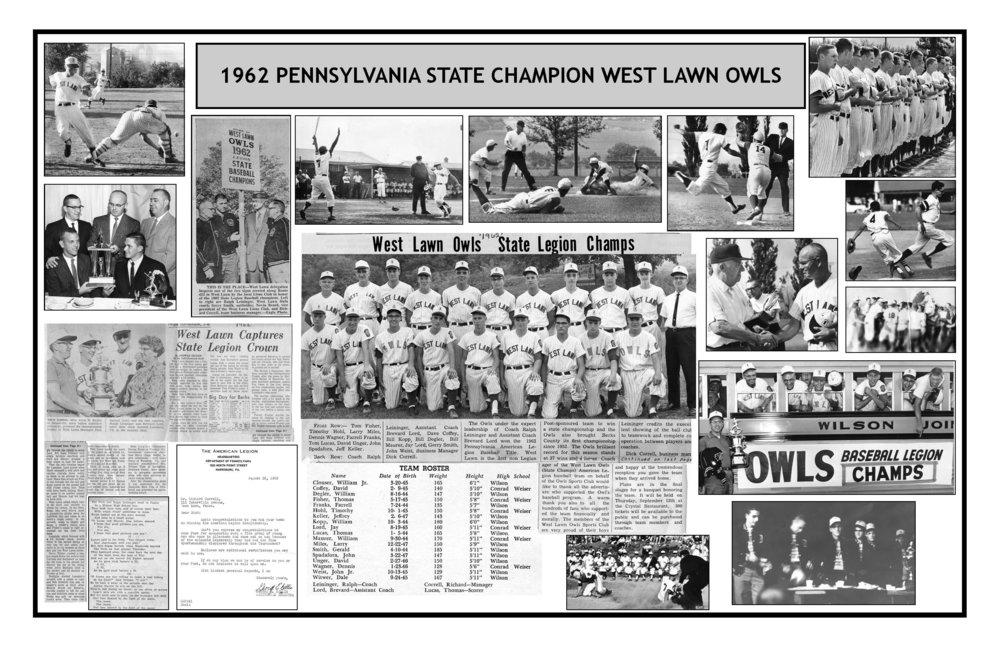 50 year anniversary of 1962 State Champions