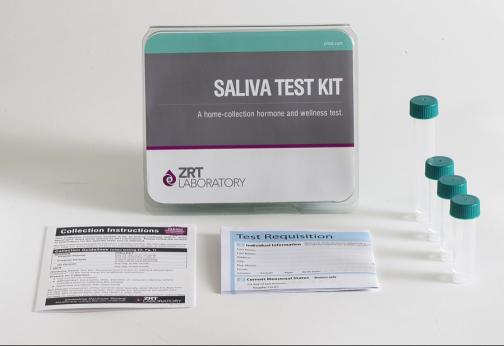 picture of ZRT Hormone Saliva Profile 1 test kit