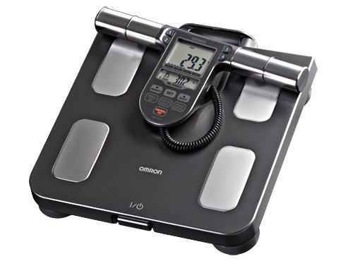 picture of the Omron Body Composition Monitor