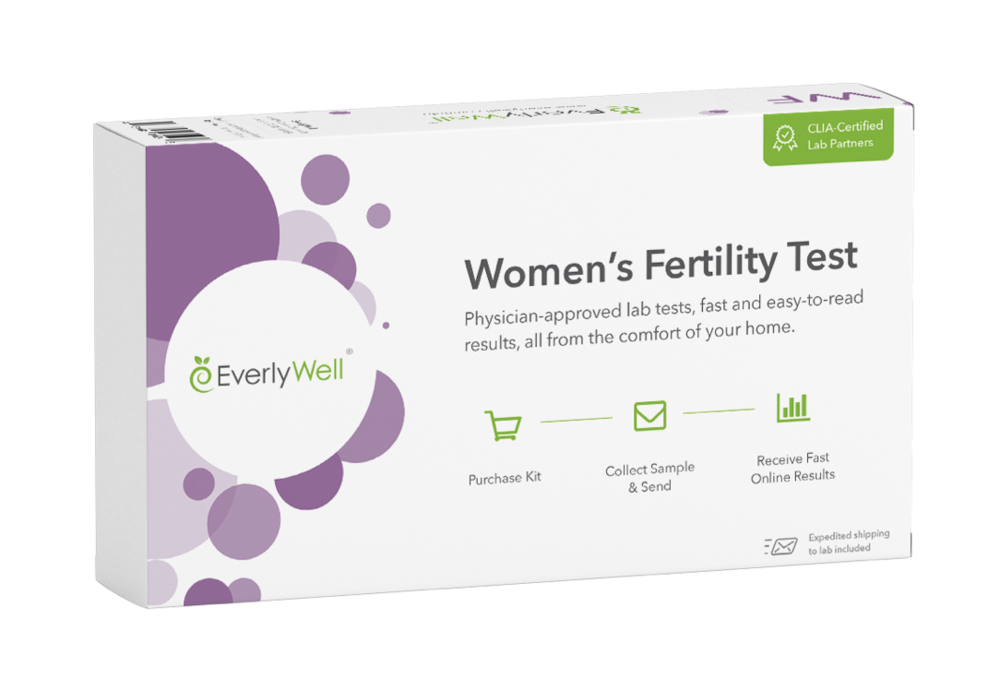 Everly Well Women's Fertility Test