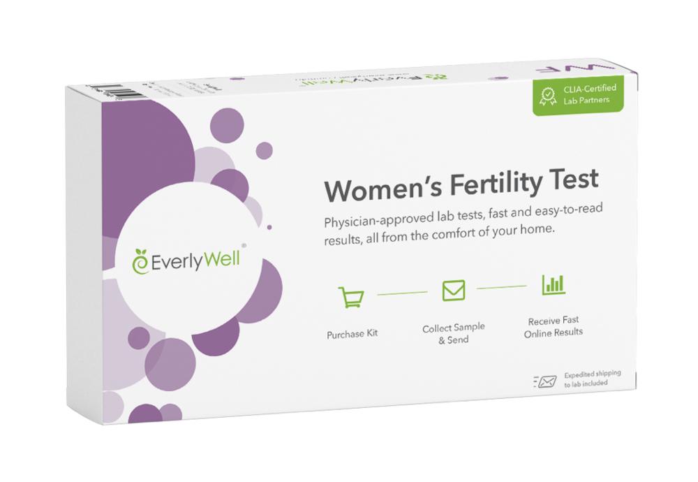Everly Well Women's Fertility Test