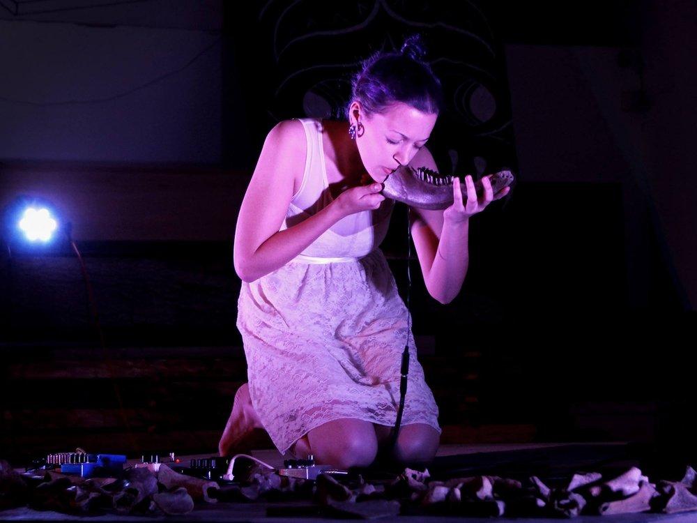 Random Artists present 4 Days of Art and Culture ExFed, London, UK November 2016