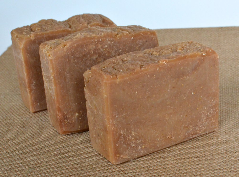 Goat Milk & Oatmeal Soap