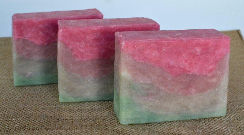 White Tea & Ginger Hot Process Soap