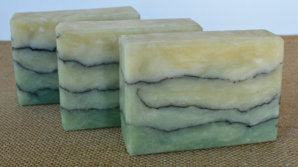 Spring Meadow Hot Process Soap