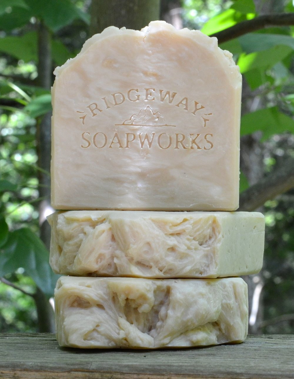Rosemary Lemongrass Castile Soap