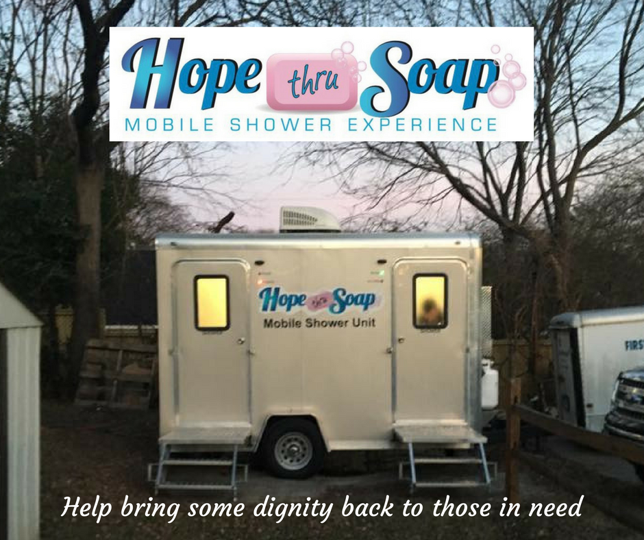 hope through soap FB