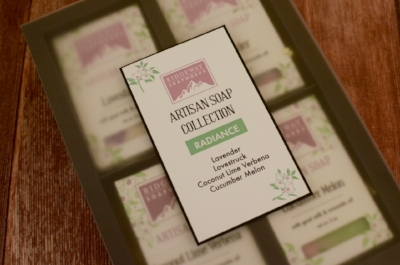 The Radiance Artisan Soap Collection