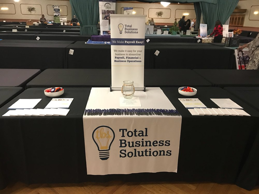 Total Business solutions Trade Show