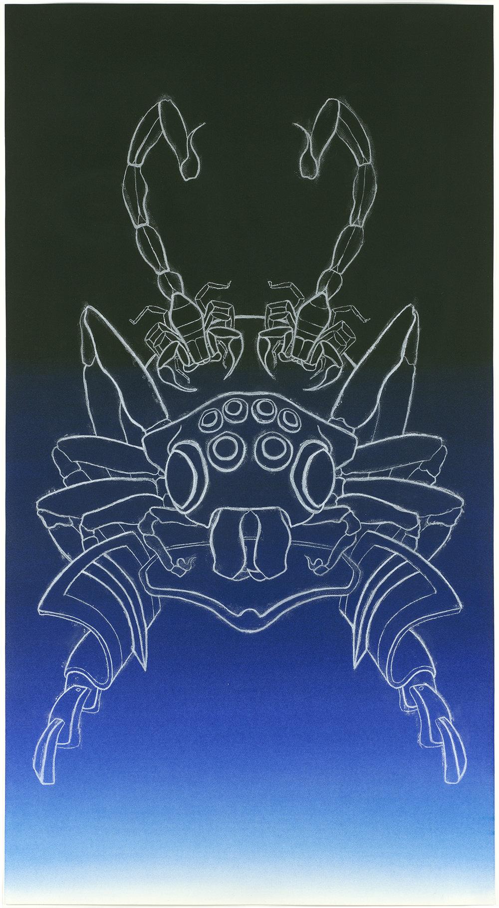 Samurai Helmet #23, 1990
