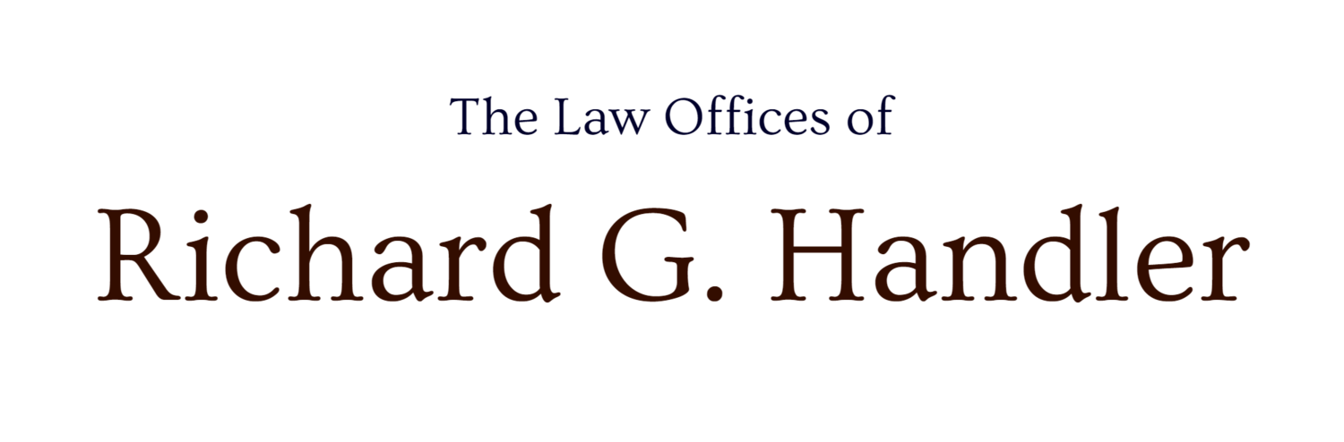 The Law Offices of Richard G Handler