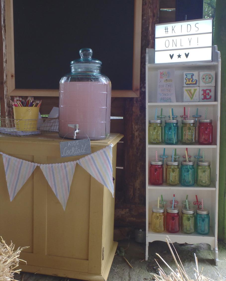 Large drink dispenser £10.00
