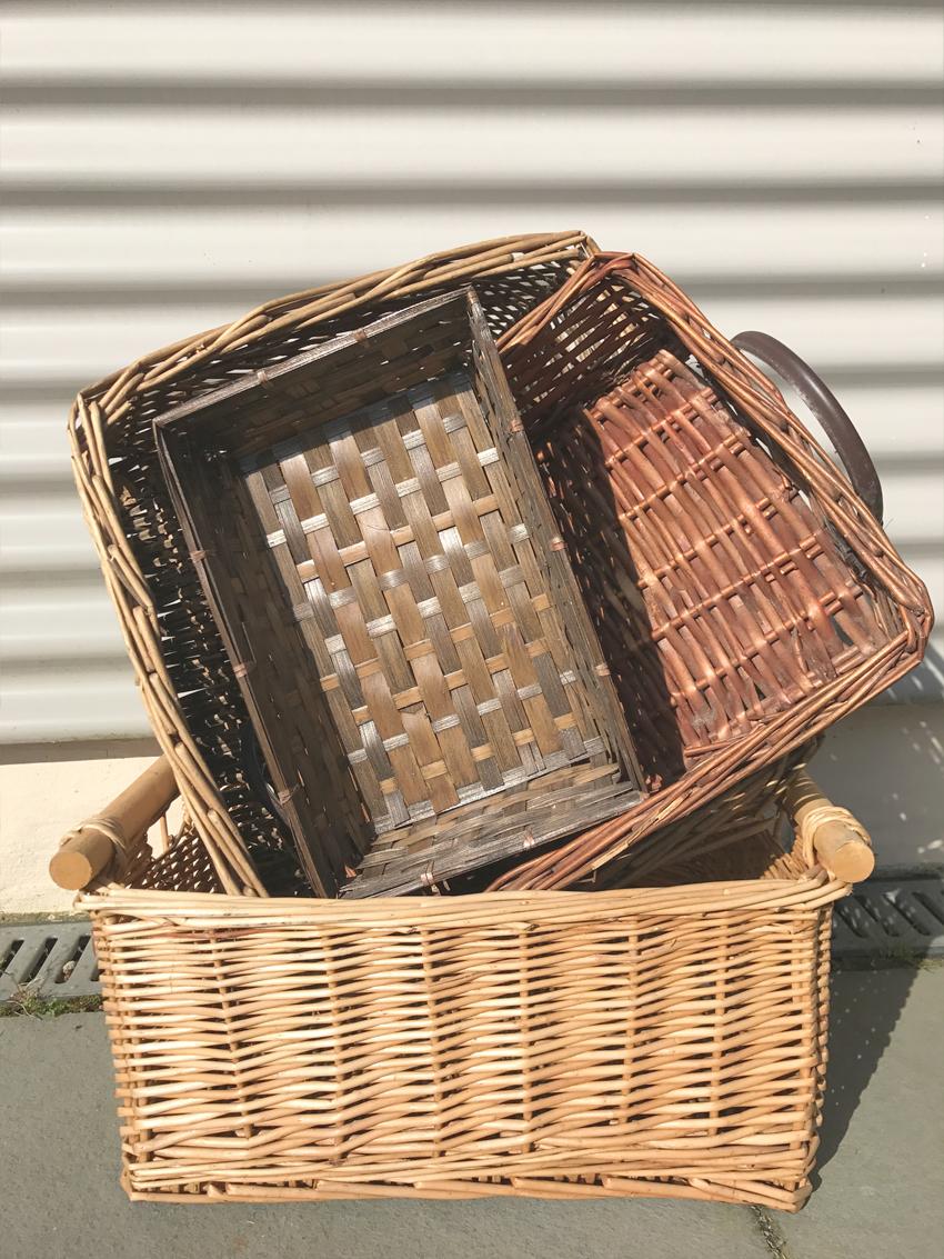 Open baskets £4.00