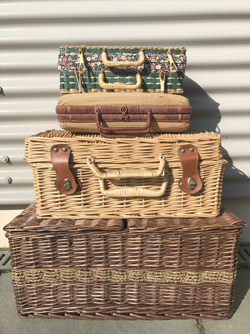 Open baskets £3.00