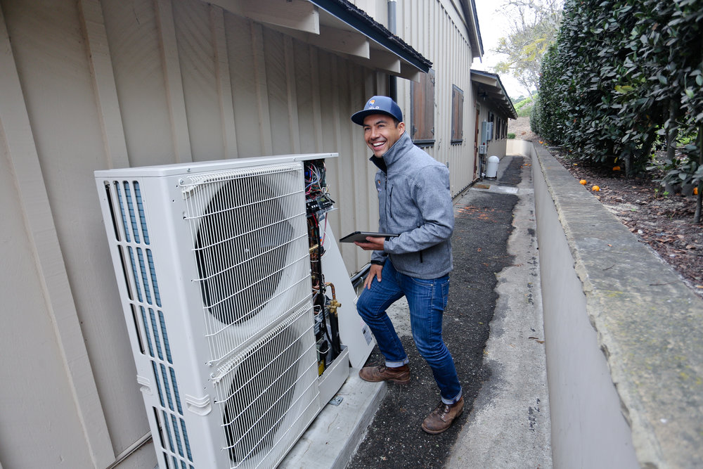 ABOUT US - Shield Heating and Air has proudly served Santa Barbara since 2012 with the integrity and professionalism that you need in an HVAC company.