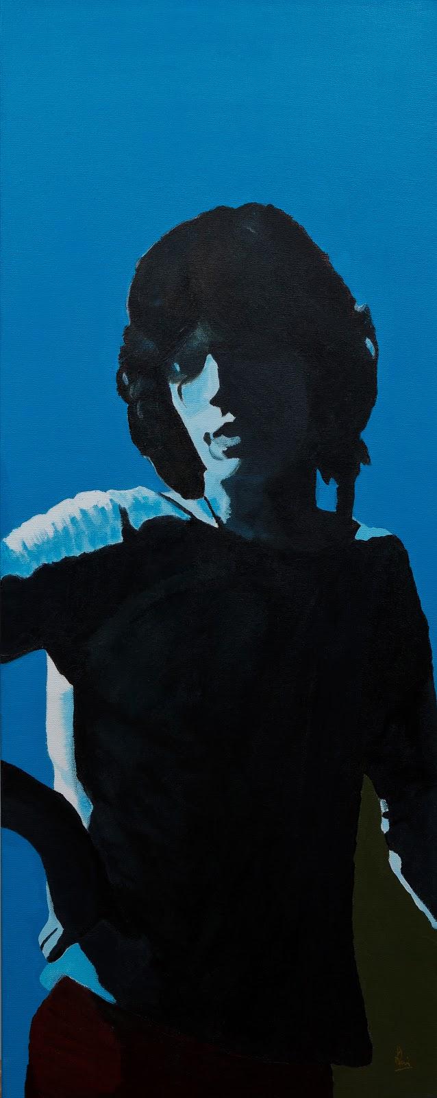 Nellcote Blue