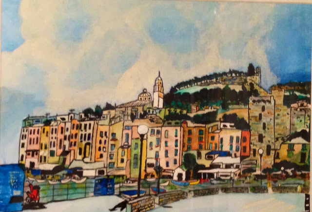 Portovenere With A View